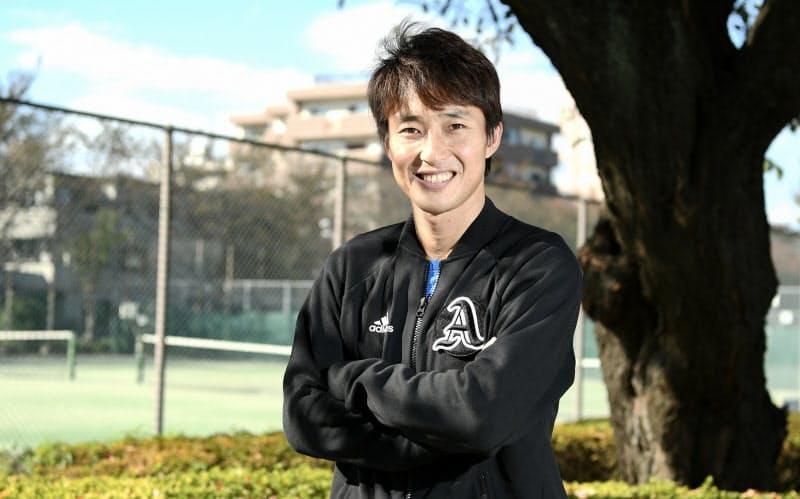 添田は「トップ選手やエリートでなくても四大大会を目指す余地を作りたい」と話す