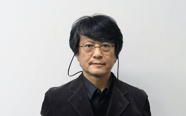 中国地域創造研究センターの柴田浩喜主席研究員