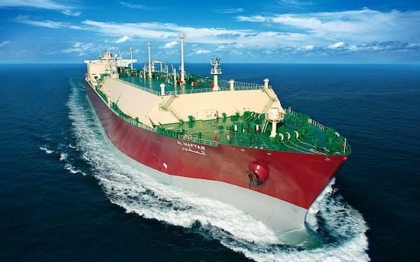サムスン重工業はLNG船の受注案件を積み上げている