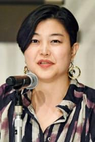 Stroly社長兼共同CEO 高橋真知氏(たかはし・まち)米大学で美術史を専攻。2016年ストローリーとして独立。19年の米スタートアップイベントで日本人唯一のファイナリストとなった。