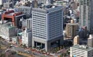 ふくおかフィナンシャルグループ本社(福岡市)