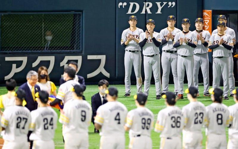 格差が固定化しやすい構造が生じていないか。現状のリーグの枠組みも問われている(日本シリーズ)