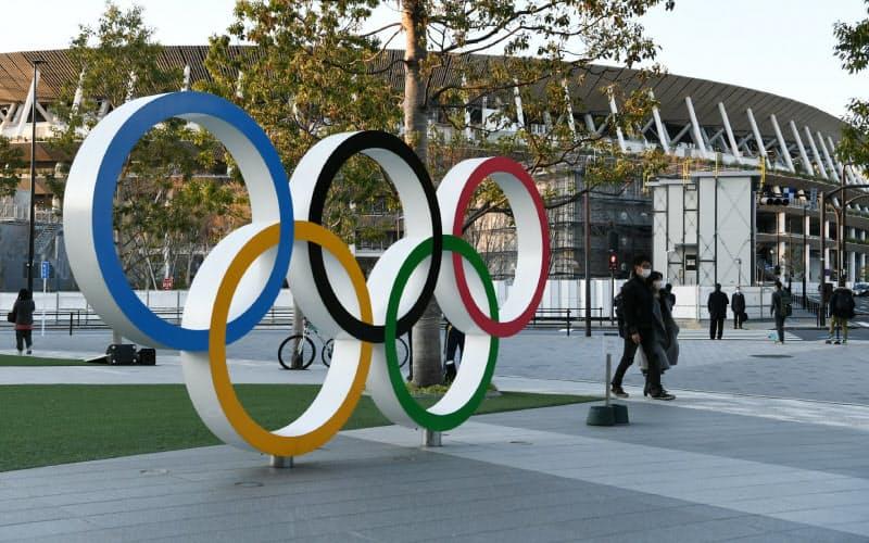 東京五輪、外国客を大規模受け入れ アプリで感染対策