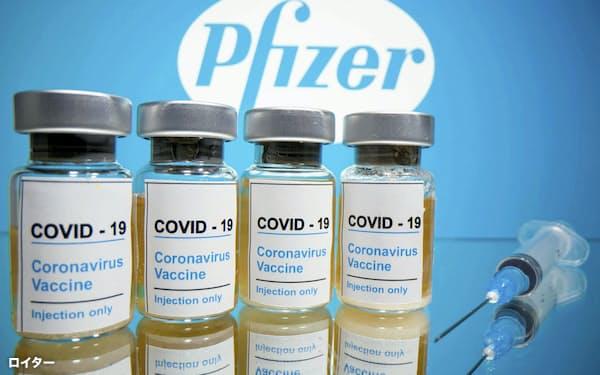 ファイザーとビオンテックのワクチンは「メッセンジャーRNA(mRNA)」と呼ばれる新しいタイプ=ロイター