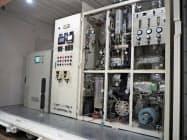 フレイン・エナジーが開発した、MCHを水素とトルエンに分離する装置