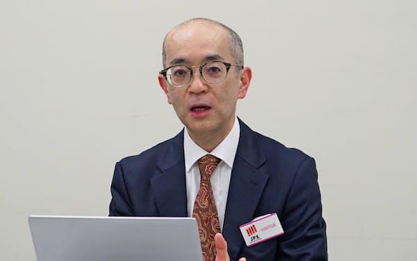 バリオセキュアの稲見吉彦代表取締役社長