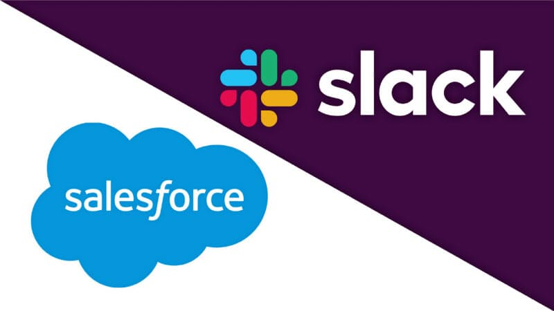 Salesforce、Slackを2.9兆円で買収 Microsoftに...