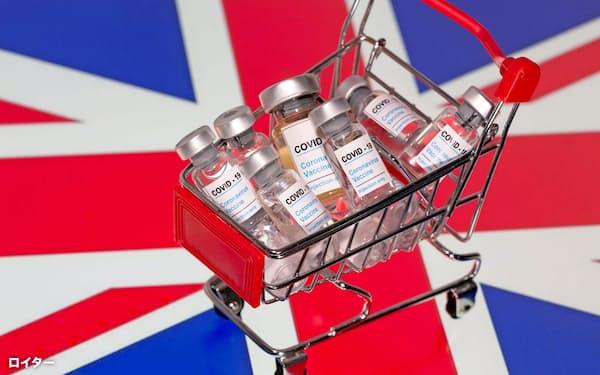 英国では7日、新型コロナウイルスのワクチン接種が始まる見通しだ=ロイター