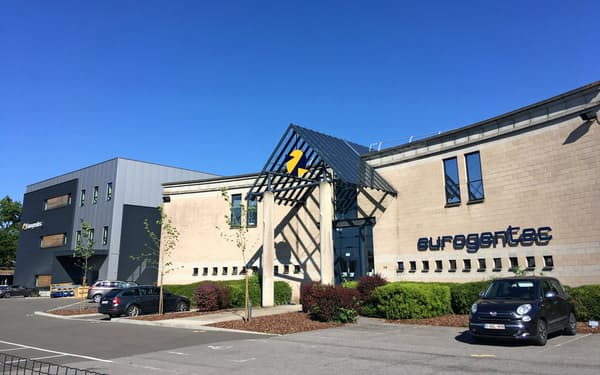 バイオ医薬品の開発・製造受託を手掛けるカネカのベルギー子会社