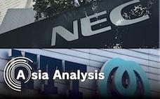 復活した「電電ファミリー」、アジアでの過去・未来