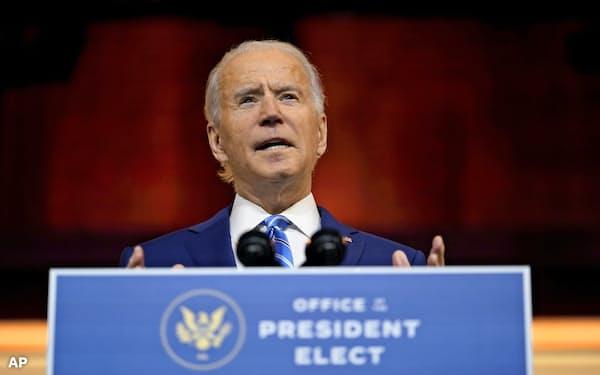 カリフォルニア州は4日、民主党のバイデン氏の勝利を公式に認定した=AP