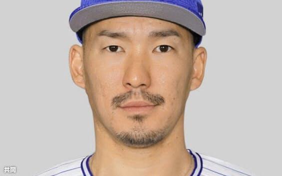 梶谷隆幸外野手=共同