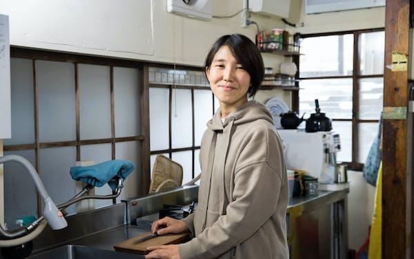 家政婦を通じて本当にやりたい仕事に出合えたというタサン志麻さん