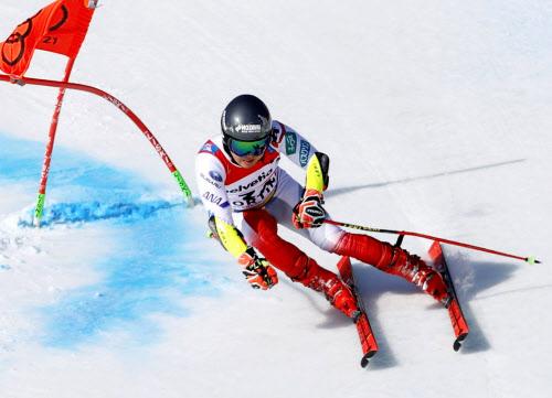 アルペン大回転、加藤聖五18位と健闘 世界選手権: 日本経済新聞