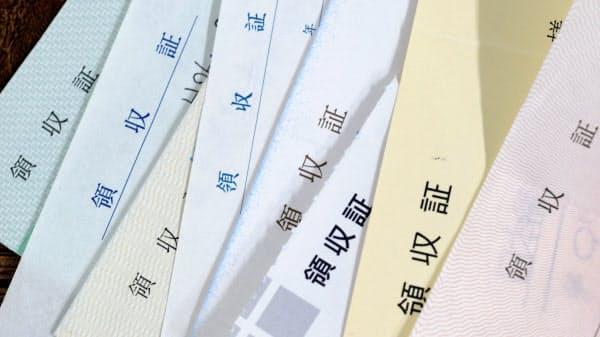 20年度の税制改正では領収書をデータで発行し、そのまま保存することを認める