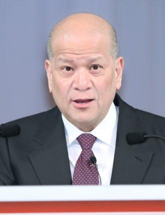 サンミゲル副会長、社長兼COO ラモン・アン氏