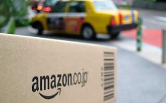 日本でもタクシーがアマゾンの商品を運ぶ日は近いかもしれない