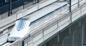 リニア新幹線のL0系車両