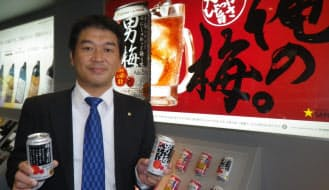 ノーベル製菓にコラボを持ちかけたサッポロビールの永井敏文氏