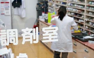 薬剤費や薬剤師の技術料にあたる調剤医療費はこの10年で6割も増えた