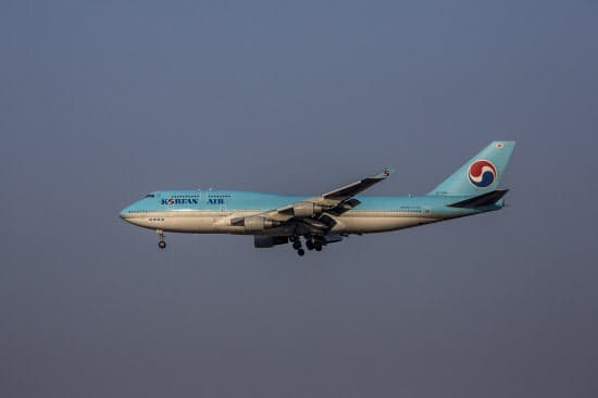 大韓航空の航空機