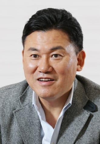楽天・三木谷浩史会長兼社長