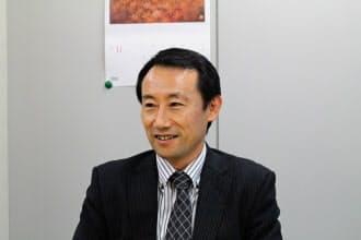 経済産業省製造産業局生物化学産業課の江崎禎英課長