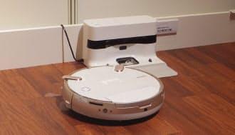 東芝ライフスタイルのロボット掃除機「トルネオ ロボ」