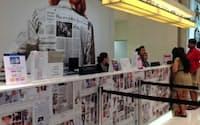 松屋はタイの商業施設と組み現地の消費者を日本に呼び込む(タイの店舗)