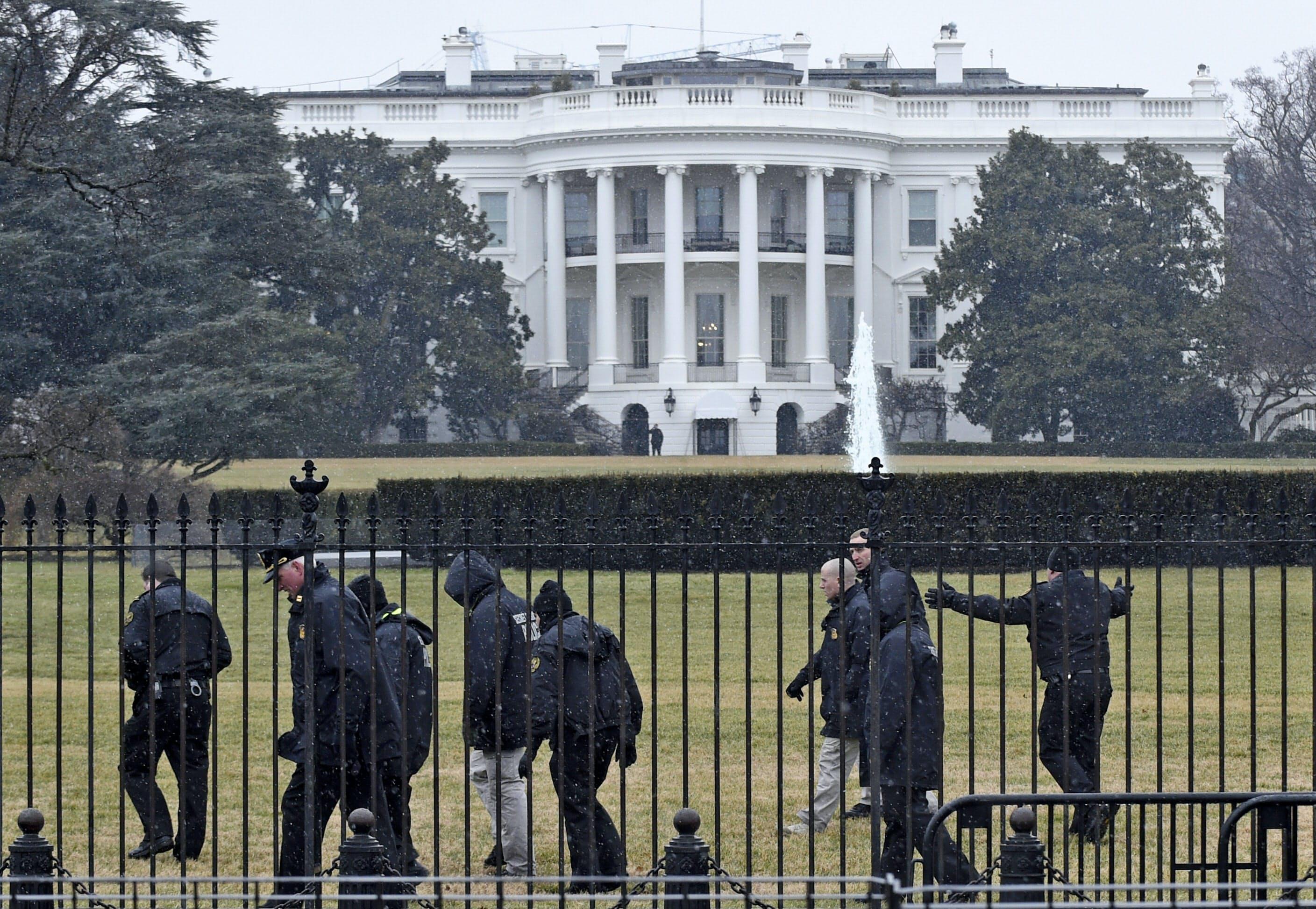 ホワイトハウス(AP)