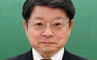 片山善博・慶大教授