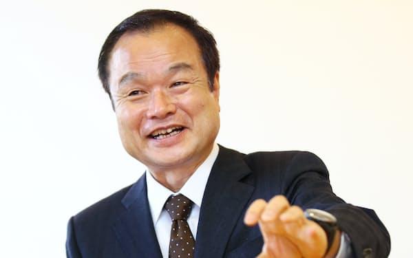 「ホンダはいろいろな課題があろうとも挑戦し続ける会社でありたい」と伊東孝紳社長