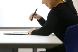 「時間限定正社員」からフルタイムの総合職へ転換した女性社員(都内)