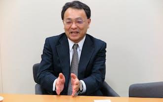 みずほ証券のチーフ株式ストラテジスト、菊地正俊氏
