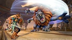 「ドラゴンクエストヒーローズ」はコーエーテクモゲームスで実績がある「無双」と「討鬼伝」のいいとこ取りで生まれた