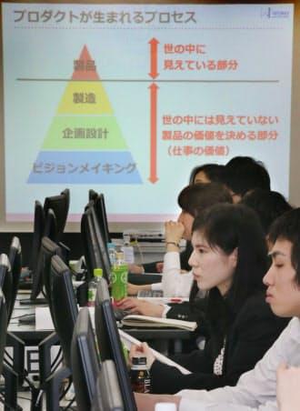 製品開発の課題などに取り組むワークスアプリケーションズのインターンシップ(東京都港区)