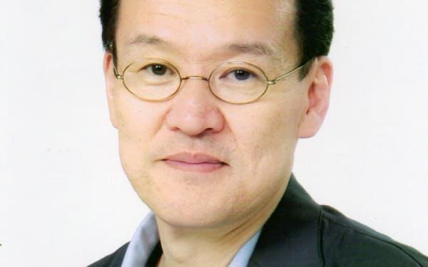 落語作家の小佐田定雄氏
