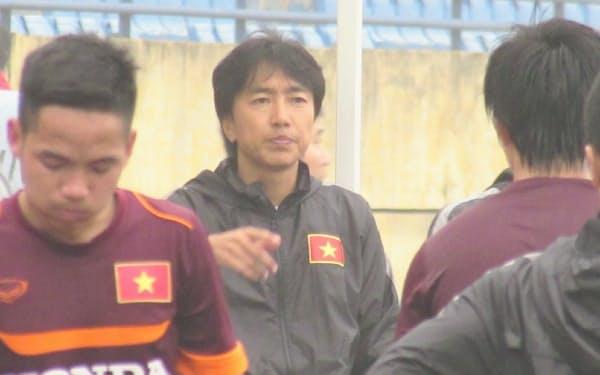 U-22ベトナム代表をリオ五輪最終予選に導いた