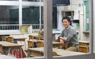 教員になり充実感を得た金沢さん