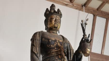 観音像守った西洋の手 フェノロサと縁ある聖林寺(時の回廊)