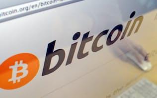 「bitcoin.org」のサイト