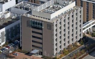 理化学研究所多細胞システム形成研究センター(神戸市中央区)
