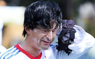 音の情報を頼りにゴールを決める日本代表のエース