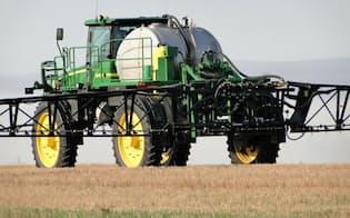 米子会社のヘレナは農薬販売から施肥まで手がける