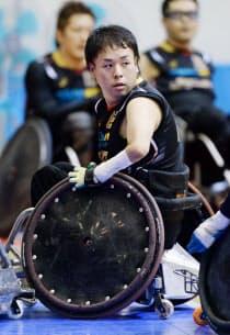 アスリート雇用で転職した車いすラグビー日本代表の乗松