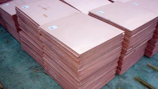 銅の底入れ感強まる 実需に底堅さ、減産など強材料