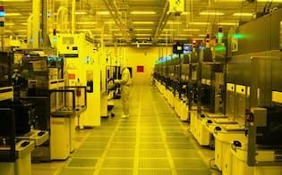 ソニーのCMOSイメージセンサーの製造拠点(ソニーセミコンダクタ熊本テック)