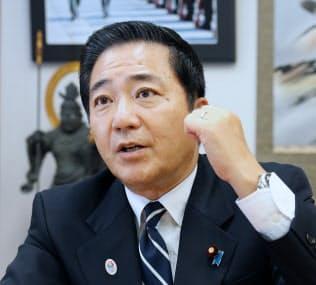 野田政権で首相補佐官として尖閣国有化に携わった民主党の長島昭久衆院議員