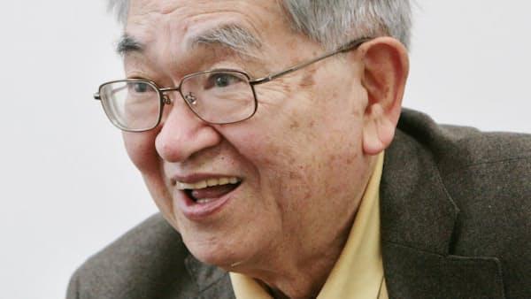 鶴見俊輔氏が死去、93歳 哲学者「思想の科学」