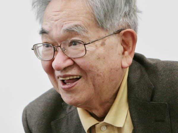 鶴見俊輔氏